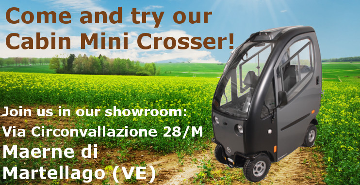 Cabin Mini Crosser