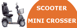Scooters - Mini Crosser