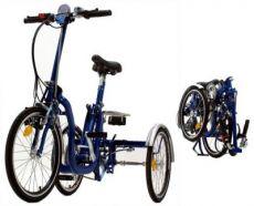 Triciclo Pieghevole Mod. R32