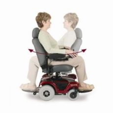 312 Turnabout - electronic wheelchair