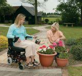 760 ultralite - Electronic wheelchair