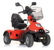 Mini Crosser for children 4 wheels