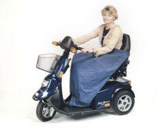 Mantella termico-impermeabile di guida