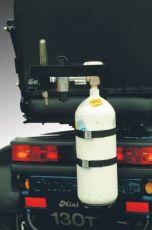 Supporto bombola d'ossigeno per Mini Crosser