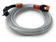 Shower extension hose
