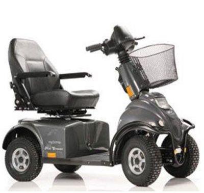 Mini Crosser M2-45  a 4 ruote