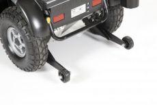 Kit ruote antiribaltamento per modello HD