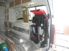 C 30 - Sedia da evacuazione e trasporto