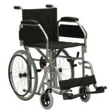 Wheelchair for tight passages