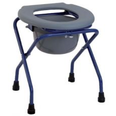 Foldable WC stool