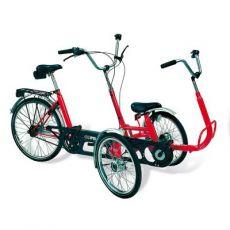 Tandem combinato con triciclo COPILOT