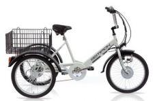 """Triciclo con pedalata assistita da 20"""" o 24"""""""