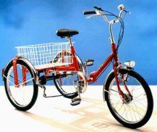 Triciclo Classico