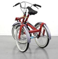 Triciclo Super Pieghevole